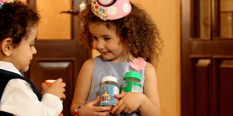 Երեխաների առողջությունը ծնողների երջանկությունն է