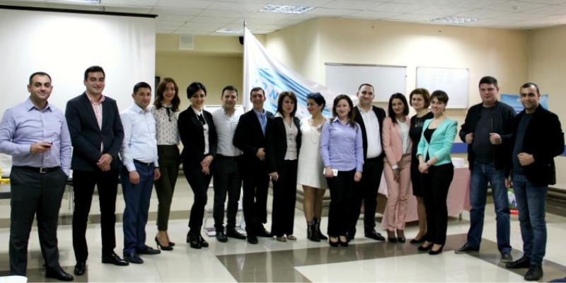 Հանդիպում «Գյումրու բժշկական կենտրոնի» բուժանձնակազմի հետ